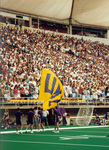 1992 cheering to packed stands