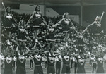 1992 stunt at Youngstown State Game