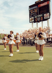 1994 drill team on the field