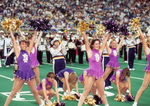 1994 drill team with pom poms