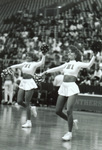 1994 poms on the basketball court