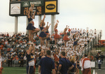 1996 UNI and ISU cheer together