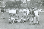 1947 scrimmage photo by Dan Hall