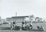 1946 touchdown during Hamline game