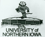 1974 UNI panther on Dome logo