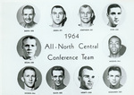 1964 all-conference team photo