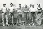 1940s golf team