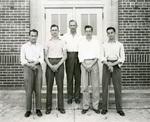 1941 golf squad