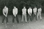 1947 golf team