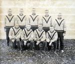 1962 cross country team