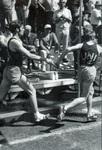 1971 Dickinson relays handoff