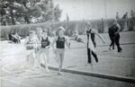 1971 Dickinson relays leg