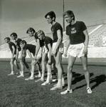 1971 starting line