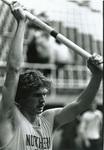 1981 pole vault shot by Bill Witt by Bill Witt