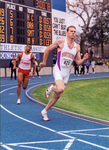 1990s Joey Woody running at Drake