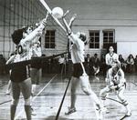 1978 at the net by Dan Grevas
