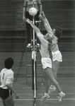 1982 two at the net by Bill Witt by Bill Witt