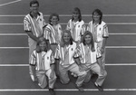 1995-96 women's golf team