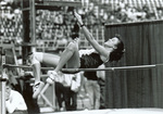1993 Molly Ostrander does high jump