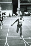 1993 Shantel Twiggs competing