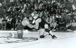 1987 Mike Schwab at Iowa match