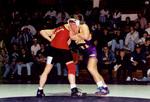 1997 Ben Barton competes