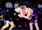 1997 Chris Bahr competes