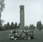 Mat-aides and the Campanile