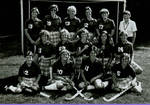 1981 Coach Green and team