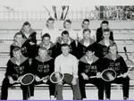 1949 team with Coach McCuskey