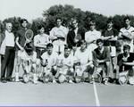 1980s team photo