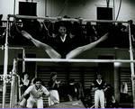 1981 uneven bars 2 by Bill Witt by Bill Witt