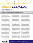 CrossSections, Spring 2015