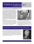 Political Science Department Newsletter, v7n1, June 2012
