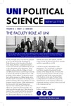 UNI Political Science Newsletter, v13n1, June 2018 by University of Northern Iowa. Department of Political Science.