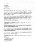 Pedro's letter to President Obama