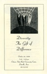 Diversity The Gift of Difference Workshop brochure