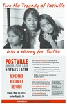 Postville Immigration Raid 5 Years Later [poster - version 1]