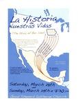 La Historia de Nuestras Vidas (The Story of Our Lives) [flyer]