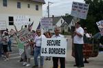 Protestors 05 by Julie Berg-Raymond