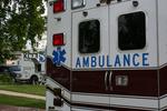 Ambulance by Julie Berg-Raymond