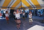 Taste of Postville ethnic dancers August 26, 2001