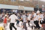 Taste of Postville street dancers September 13, 1998