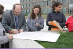 13- Signing the letter 01 by Araceli M. Castañeda