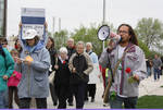 41- Protester 01 by Araceli M. Castañeda