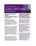 Academic Affairs Update, November 2015