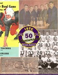 Warren Reyerson and Mace Reyerson, ISTC Football 1960 Season 50th Anniversary by Warren Reyerson and Mace Reyerson
