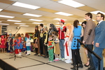 Costume Contest at the 2014 RodCon Mini Comi Con by University of Northern Iowa. Rod Library.