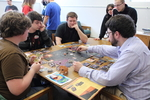 Tabletop Gaming at the 2014 RodCon Mini Comi Con by University of Northern Iowa. Rod Library.