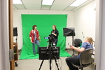 Photo Booth at the 2014 RodCon Mini Comi Con by University of Northern Iowa. Rod Library.
